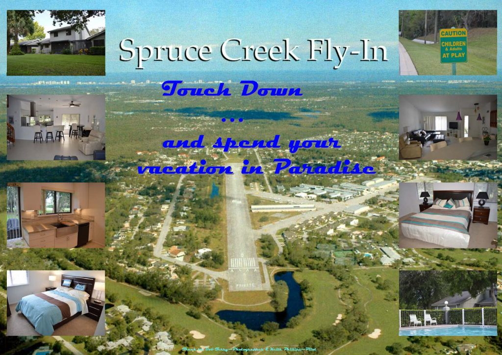 Spruce Creek Rental Homes