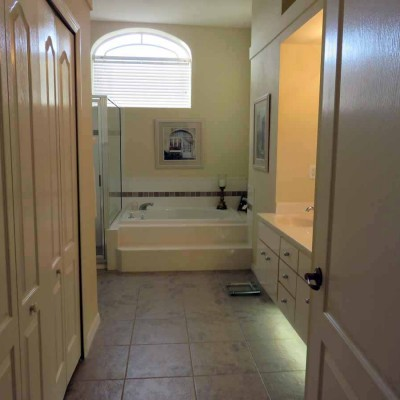 Spruce Creek Home For Sale at 3119 Waterway Place MLS 569887 Bathroom