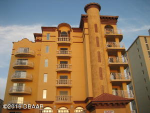 Condo for rent in Daytona Beach Shores at 3811 S ATLANTIC 102