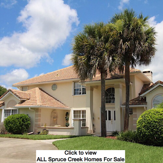 All Homes for sale in Spruce Creek
