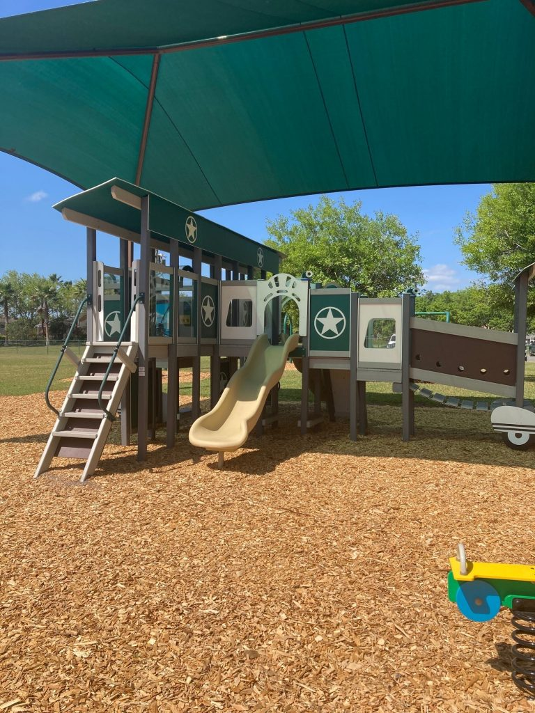 Spruce Creek Playground equipment